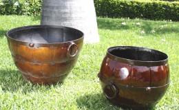 tazon y barril